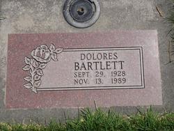 Dolores <I>Hatch</I> Bartlett