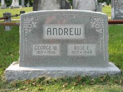 Rose Edith <I>Harbaugh</I> Andrew