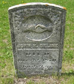 John H. Deline