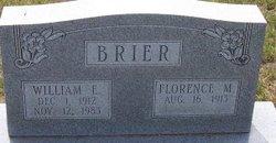 Florence Margaret <I>Van Horn</I> Brier