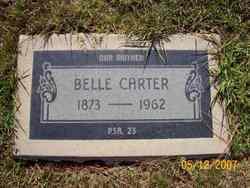 Retta Belle <I>Wheeler</I> Carter