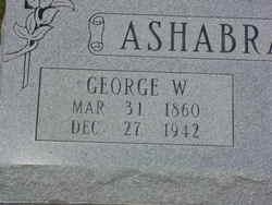 George Washington Ashabranner