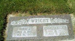 Ethel Verona <I>Walker</I> Wright