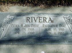 Petra Maria <I>Ortiz</I> Rivera