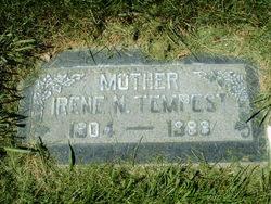 Irene Ellen <I>Nelson</I> Tempest