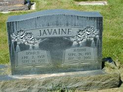 Donald Javaine