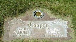 Osee Lillian <I>Beckstead</I> Cooper