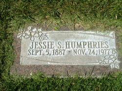 Jessie G <I>Steiner</I> Humphries