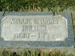 Nellie Delora Holden