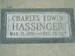 Charles Edwin Hassinger