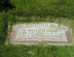 Earl William Dunn