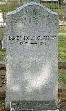 James Holt Clanton