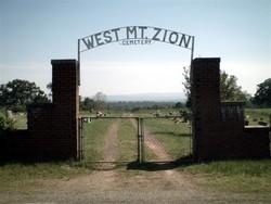 West Mount Zion Cemetery