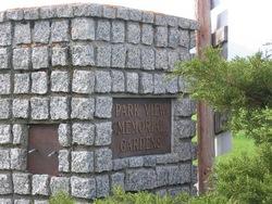 Park View Memorial Gardens