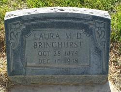 Laura May <I>Davis</I> Bringhurst