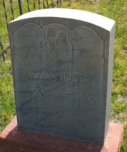 Isaac Nephi Duffin
