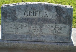 Henry LeGrand Griffin