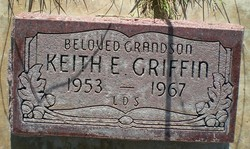 Keith Everet Griffin