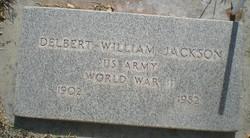 Delbert William Jackson