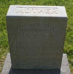 Hannah <I>Breeze</I> Jackson