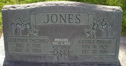 George Marvin Jones