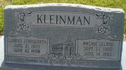 Archie Leland Kleinman