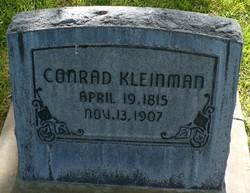 Conrad Kleinman