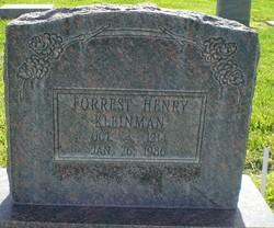 Forrest Henry Kleinman