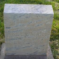 Lawrence Mont Kleinman
