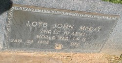 Loyd John McKay