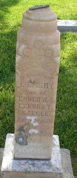 Leonard Emery Naegle