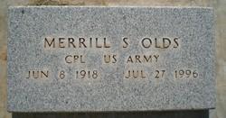 Merrill Sylvester Olds