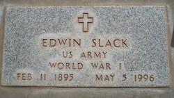Edwin Kenneth Slack