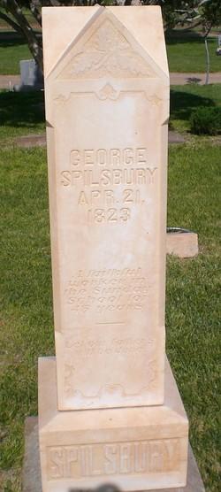 George Spilsbury