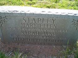 Mary Ellen Stapley