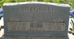 Phyllis May <I>Sharpe</I> Theobald