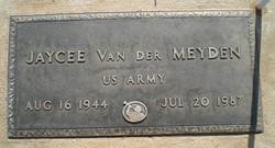 Jaycee Van Der Meyden