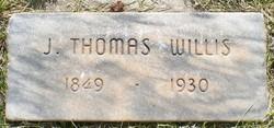 Joshua Thomas Willis, Jr