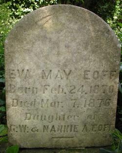 Eva May Eoff