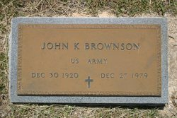 John Killough Brownson