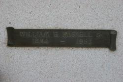 William Edwin Haskell, Sr