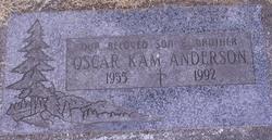 Oscar Kam Anderson