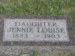 Jennie Louise Anderson