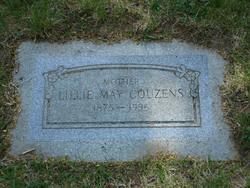 Lillie May <I>Clover</I> Couzens