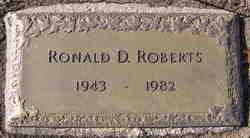 Ronald David Roberts