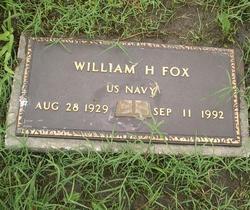 """William Harold """"Junior"""" Fox, Jr"""