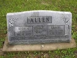Alverda Marie <I>Marek</I> Allen