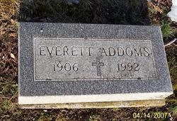 Everett Addoms