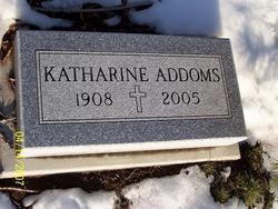 Katharine Addoms