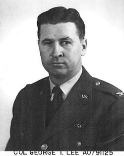 Col George Theodore Lee